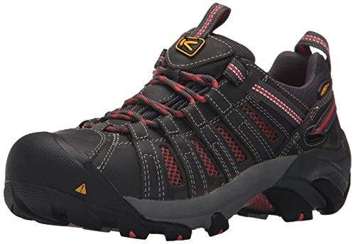 KEEN Utility Women's Flint Low Steel Toe Work Shoe