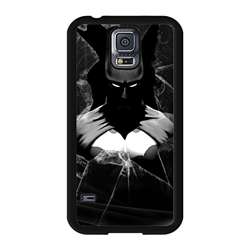Samsung Galaxy S5 I9600 Cover Shell Fashion Special Breaking Style Detective Comics Batmen Phone Case Cover DC Superman Special