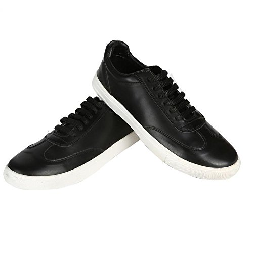 d5372317bad NOHIDE Casual Vegan Black Shoes for Men