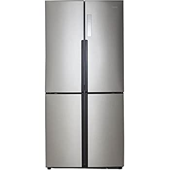 Haier HRQ16N3BGS 33-inch Counter Depth Refrigerator