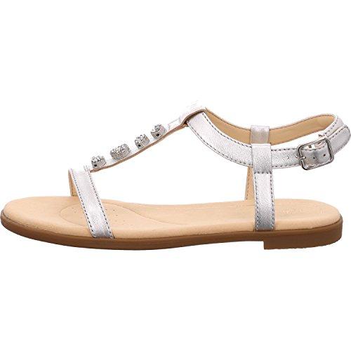 Orthaheel - Sandalias de vestir para mujer Plata plata 38 Z9Ymje2