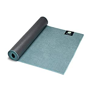 Kulae Elite Hybrid 5mm – Non-Slip, Eco-Friendly, Recyclable, Hot Yoga Mat/Towel Combo for all Types of Yoga, Pilates and…