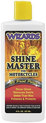 Wizards Shine Master Polish and Breathable Sealant - 8 oz. 22033 (Wizards Master Shine)