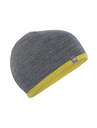 Icebreaker para Hat Cabeza la Gritstone Sulfur Accesorio Hthr Pocket Unisex r1fABr