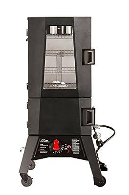 Masterbuilt MB20052318 MPS 230S Propane Smoker from Masterbuilt
