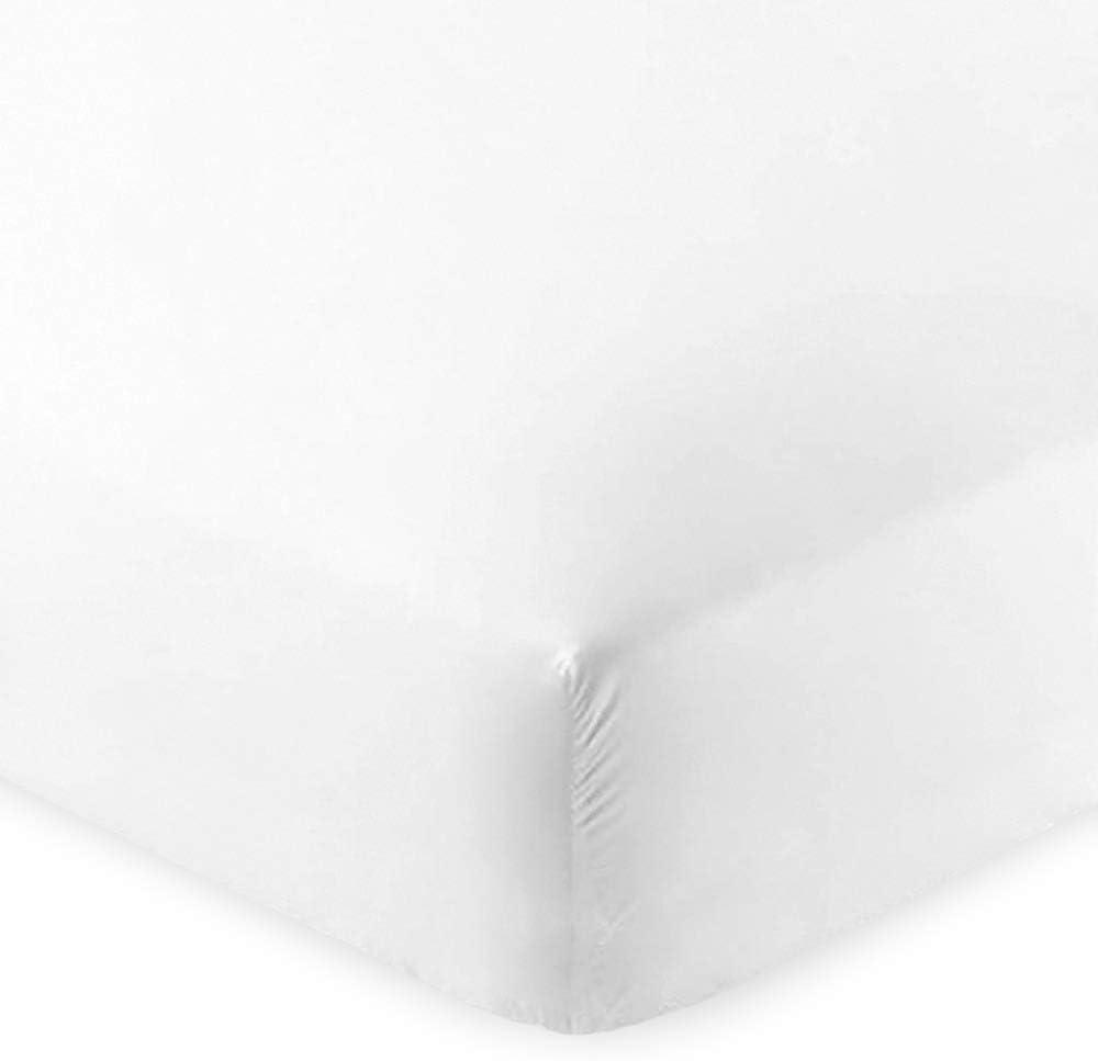 Bare Home Fitted Bottom Sheet - Premium 1800 Ultra-Soft Wrinkle Resistant Microfiber, Hypoallergenic, Extra Deep Pocket (Full - 21