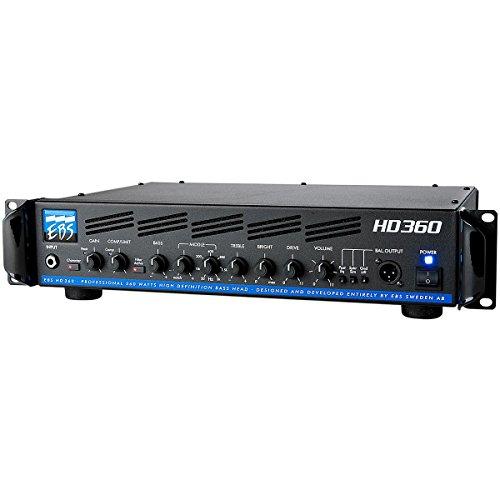 EBS Sweden AB EBS-HD360 Bass Amplifier Head