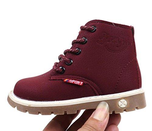 Baby Watte Schuhe Kinder Martin Krabbel Ouneed® Stiefel Warme k8nOw0P