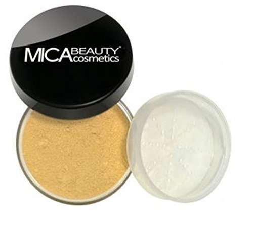 8ec03624e6a6 Mica Beauty Mineral Foundation Mf-5 Cappuccino by MicaBeauty Cosmetics