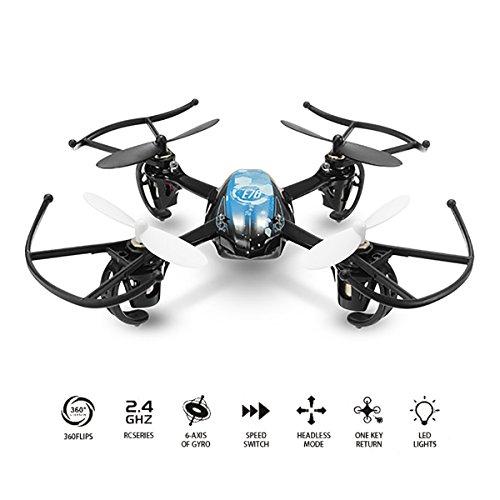 EACHINE E70 Mini Quadcopter 2.4G 4CH 6-Axis Headless Mode RC Nano Quadcopter Drone RTF Mode 2