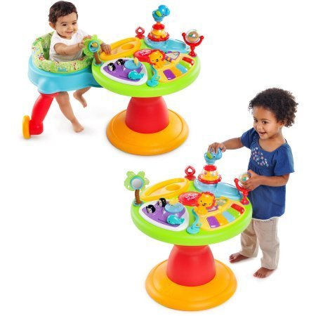 Bright Starts 3-in-1 Baby Activity Center Image