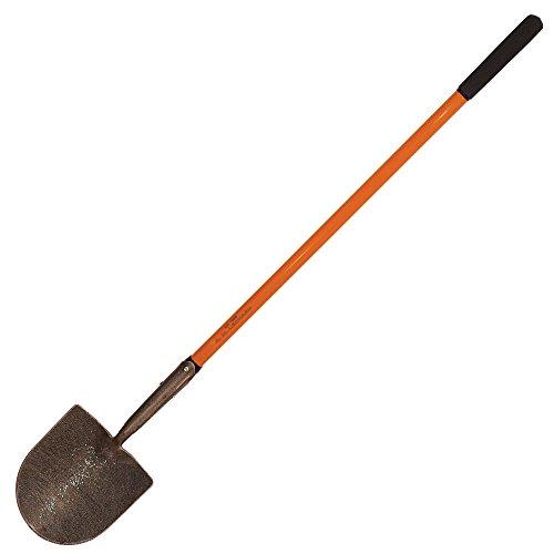 A.M. Leonard Forged Caprock Irrigation Shovel With 48-inch Fiberglass Handle