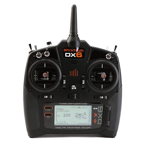 Spektrum DX6 Transmitter System MD2 with AR610 Receiver