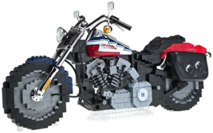 Harley-Davidson Softail Motorcycle ProBuilder Set
