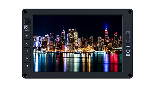 SmallHD 7.7-inch OLED Monitor with Wide Color Gamut by SmallHD