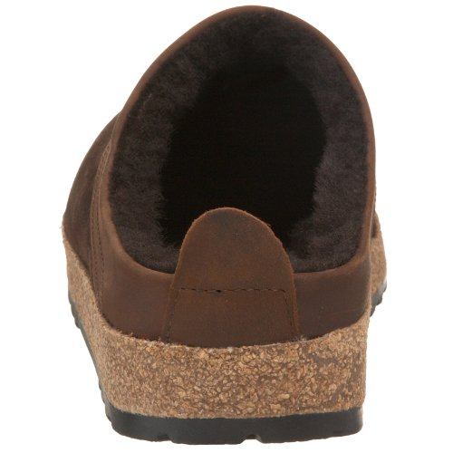 Para Nobuck Mujer Zapatillas Haflinger De Cuero 713015 Marrón Casa Snowbird 0TqxYnF
