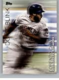 2018 Topps Update Don't Blink #DB-14 Lorenzo Cain Milwaukee Brewers Official MLB Baseball Trading Card