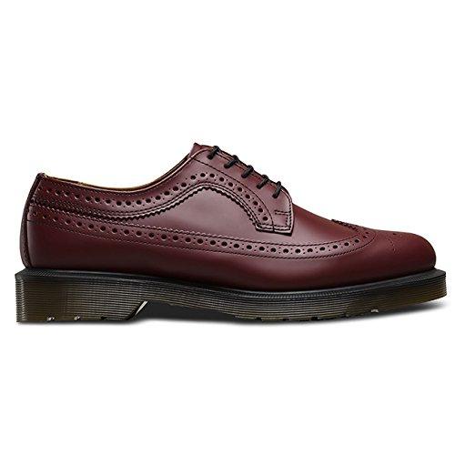 Shoes Oxfords Burgundy (Dr. Martens Men's 3989 Smooth Fashion Oxfords, Burgundy, Leather, 11 M UK, 12 M US)