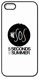 5SOS Hard Case for Iphone 5/5S Caseiphone 5/5S-1644