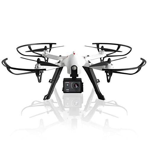 F100 Ghost RC Quadcopter Drone with 1080p HD Camer…