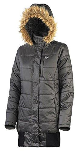 Ternua ® Mujer Chaqueta de Invierno CLAS htone Talla XS S M L Chaqueta Acolchada Negro Edredón Abrigo: Amazon.es: Deportes y aire libre