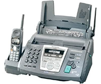 Panasonic KX-FPG371 Plain-Paper Fax with Cordless Phone and Digital Answering System