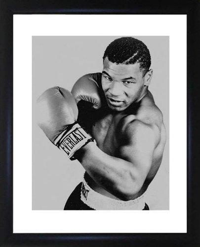 Mike Tyson Framed Photo