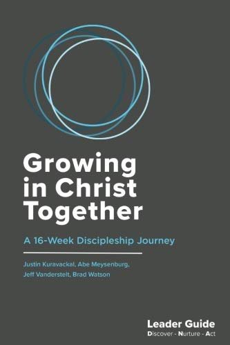 Looking for a growing in christ leaders guide? Have a look at this 2019 guide!