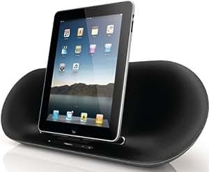 Philips DS8530/10 - Altavoz con puerto dock Apple iPhone/iPod/iPad (estéreo, 15 W), negro