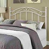 Amazon Com Metal Twin Full Queen Adjustable Bed Frame