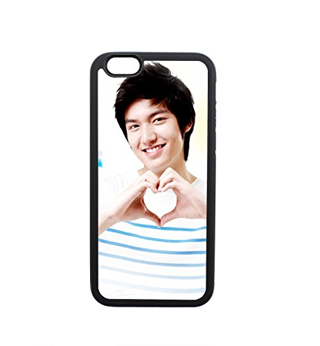 Fanstown Lee Minho iPhone 6plus/iPhone 6s case Scratch Proof TPU Cell Phone case