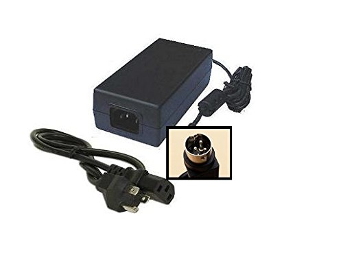Globalsaving AC Adapter for Epson POS Receipt Printer M235B M159D Power Supply ac Adapter Cord Cable Charger