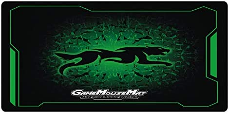 DM/&FC Large Gaming Mouse Pad 39x24inch Thick 5 Mm-j W100xh60cm 7/% Extended Mat Desk Pad Cloth Surface Long Not-Slip Desk Pad Protector Large Area for Keyboard and Mouse