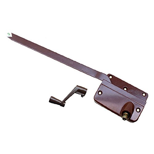 Andersen 7073 A Operator w/ Handle 7-1/2 Inch Arm Square Shoe, LH - Bronze by Andersen Logistics