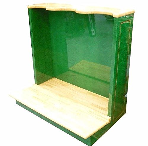 テンション見ました駐地INOUE キャディバッグ 収納ラック カラー:GREEN 誂家具(店頭展示品)