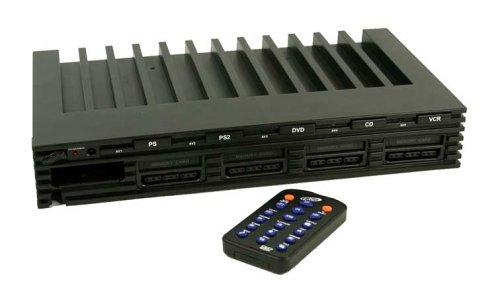 PlayStation 2 Wireless AV Selector DVD Remote (Tap Ps2 Sony Multi)