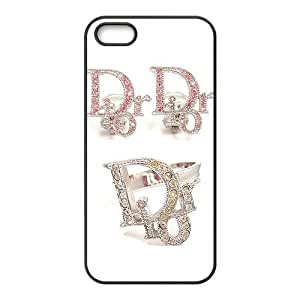 HDSAO Dior design fashion cell phone case for iPhone 5S