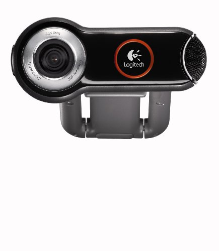 Logitech Pro 9000 Webcam with 2-Megapixel Optical Resolution and Built in Noise Cancellation Microphone for Business by Logitech (Image #3)