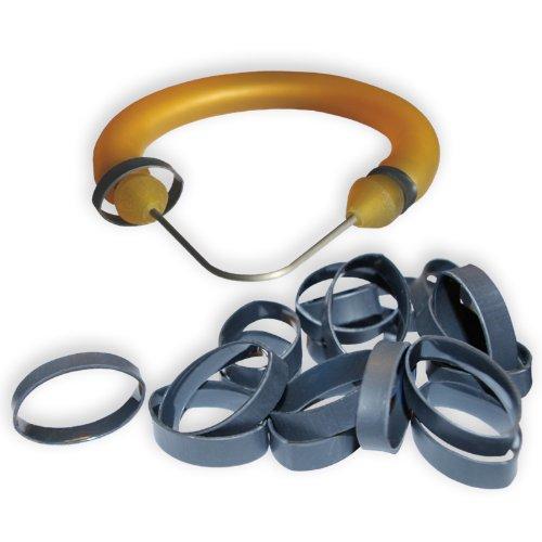 Shrink Rings for Making Speargun Bands / Slings (20 pack), Outdoor Stuffs