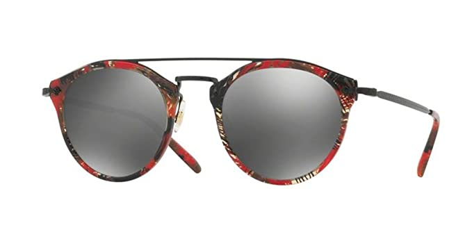 f203fa722e Amazon.com  Oliver Peoples - Remick 5349S 50 16246G - Sunglasses ...