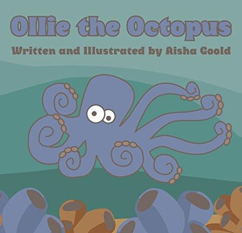 Ollie the Octopus Aisha Goold