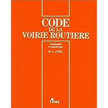 CODE DE LA VOIRIE ROUTIERE 1994