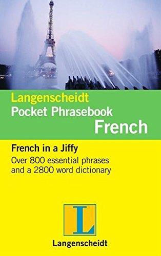 Langenscheidt Pocket Phrasebook French (Langenscheidt Pocket Phrasebooks)