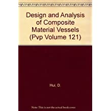 Design and Analysis of Composite Material Vessels
