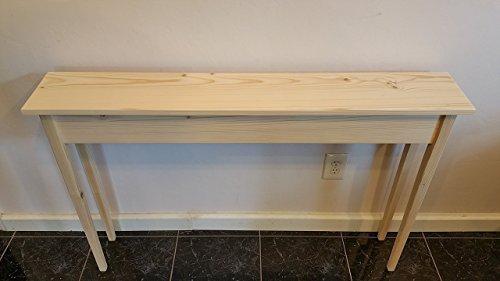 Pine Sofa Table - 9