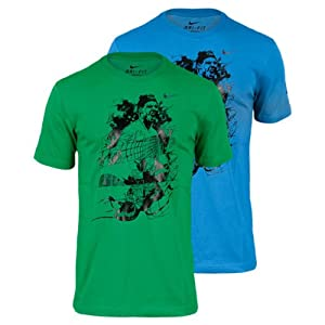 Nike - Tee-Shirt De Tennis Nadal Rafa Ace Graphic