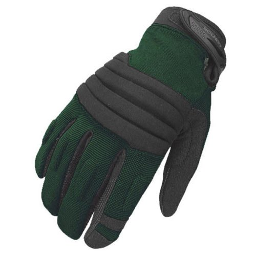 Condor Men's Stryker Padded Knuckle Gloves Sage/Black size S ()