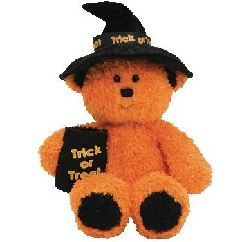 Ty Beanie Babies Witchy - Halloween (Witchy Bear)