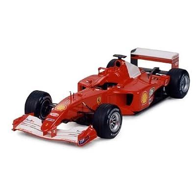 Tamiya 1:20 Ferrari F20001 Model Car: Toys & Games
