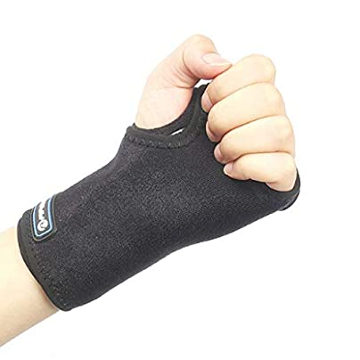 Outdoor Sports Bracers Hand Rest Fixed Protective Palm Detachable Adjustable Wristband Size Left Hand Estimated Price £15.89 -